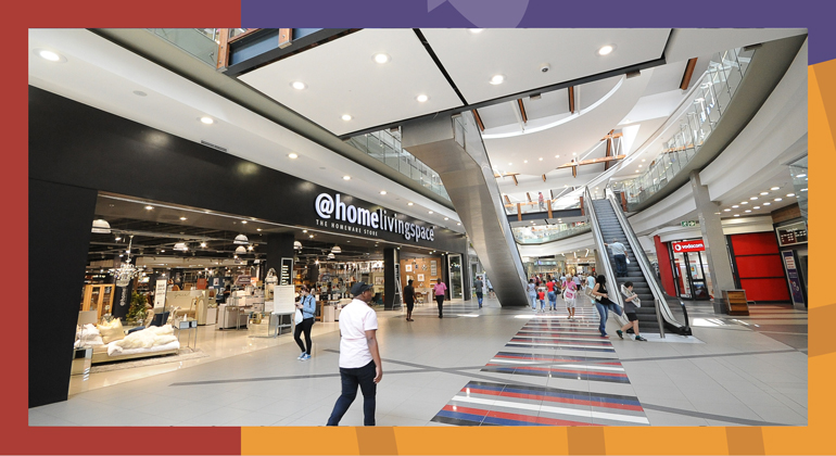 Ilanga Mall Exhibition Areas